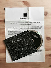 PS I Love You Meet Me At The Muster Station Promo CD 2010 Paper Bag Records