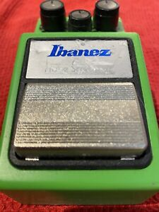 Ibanez Tube Screamer Classic Fuzz Distortion Guitar Pedal