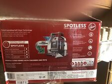 Hoover FH11300PC Spotless Portable Carpet and Upholstery Cleaner