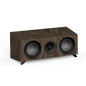 Jamo S 83 CEN Center Speaker in Walnut