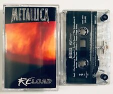 Metallica - Reload Cassette Tape - Buy 4 Tapes & Save 20%!