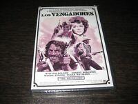 Los Avengers DVD William Holden Ernest Borgnine Susan Hayward Sigillata Nuovo