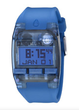 Nixon Men's A408-2041-00 Comp Digital  Blue Watch - 100 m Water Resistance