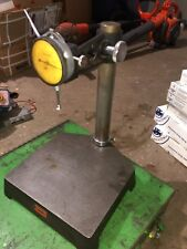 Starrett No 633 Comparator Stand With Indicator