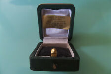 New listing 1970's Onnig of Cairo Egypt Alixanian Egyptian Museum Satin Jewelry Ring Box