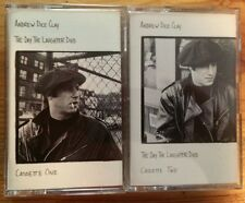 The Day the Laughter Died by Andrew Dice Clay, Cassettes 1 and 2
