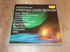 Tristan und Isolde - Wagner - Bayreuther Festspiele 1966 - Böhm - 5er LP - Vinyl