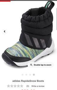 Adidas Rapidasnow Infant Size 6 Boots
