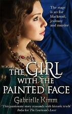 The Girl with the Painted Face, Kimm, Gabrielle, New Book