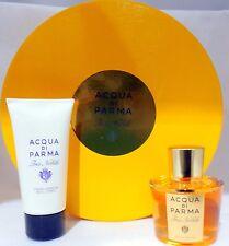 ACQUA DI PARMA IRIS NOBILE EDP SPRAY 3.4 OZ.+ LUMINOUS BODY CREAM 2.65 OZ.