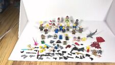 New ListingLego Mini Figure And Mini Figure Parts And Misc. Equipment Lot Must See!