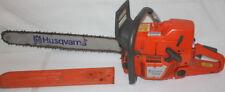 "Husqvarna 372 XP X-Torq 71cc Professional Chainsaw w/ 24"" Bar & Chain Works NICE"