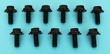 New! 1964-1965 Ford MUSTANG Door Hinge Bolt Set Both Upper and Lower 11 pc Kit