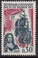 FRANCE TIMBRE NEUF N° 1461  **  ILE BOURBON LA REUNION