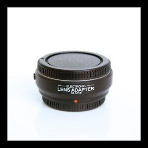 Lens Adapter AF M43 Objektiv a. Olympus Micro 4/3 Adapter als DMW-MA1 MMF-1 MMF-