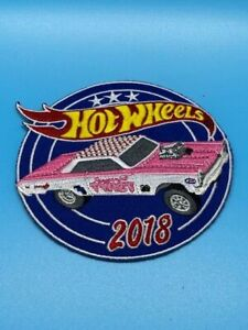 HOT WHEELS HW 32ND COLLECTORS CONVENTION MERCURY COMET 2018 PATCH