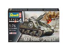 Revell 03216 Tank M7 HMC Priest 1/76