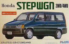 FUJIMI 03908 Honda Stepwgn 2WD/4WD (ID-58) in 1:24