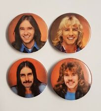 The Frantic Four Status Quo Button Badges  new 38cm