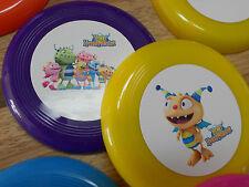 12 Henry HuggleMonster mini frisbees birthday party favor, awards Disney