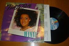 PATTI LA'BELLE - Winner In You - Original 1986 UK MCA label 10-track vinyl LP