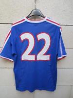 VINTAGE Maillot porté Equipe de FRANCE féminine ADIDAS match worn collection 22