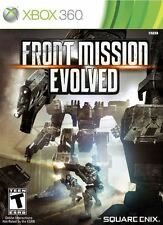Front Mission Evolved (Xbox 360) Square Enix NTSC US