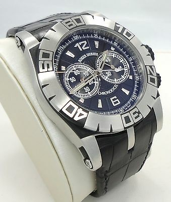 Roger Dubuis Easy Diver Chrono Limited B/PAPER SED46-78-C9.N-CPG9.13R *BRAND NEW