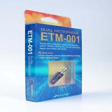 New Edutige Dual Microphone ETM-001