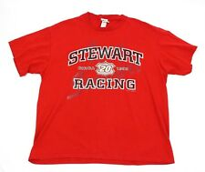 Chase Authentics Tony Stewart Racing Vintage Circa 1998 Size XL Red Shirt