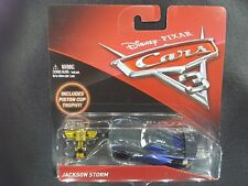 DISNEY PIXAR CARS 3 PISTON CUP TROPHY JACKSON STORM 2017 SAVE 5%