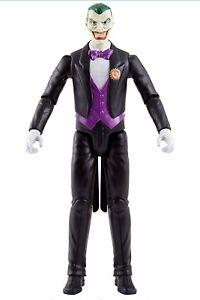 DC Comics Batman Missions True-Moves The Joker Figure Mattel FVM73