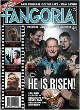Fangoria V 2 # 2 Magazine Horror 2018 Joe Bob Briggs Elm Street 2 Firestarter