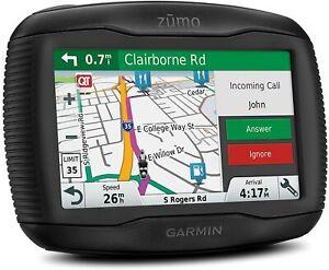 Garmin ZUMO 395LM Motorcycle GPS Navigation Bluetooth
