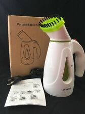 ARTHOME Portable Fabric Steamer With Brush Lightweight Instructions NIB