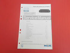 Philips 70FT990 00S Tuner orig. Service Anleitung Manual