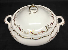 Royal Doulton Strasbourg H4958 Round Covered Vegetable Bowl-Made in England