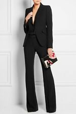 Women Ladies Custom Made Office Business Tuxedos Formal Work Wear Suits Bespoke