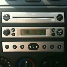 FORD FIESTA MK 6 2002_2006/FORD FUSION RADIO/CD UNLOCK STEREO CODE