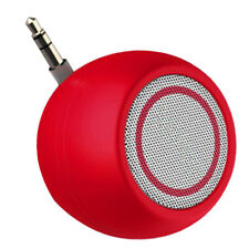 Mini Speaker 3.5mm Jack AUX Music Audio Player for Phone Notebook