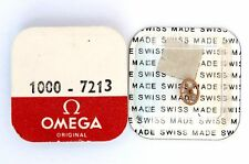 OMEGA original watch parts 1000-7213 third wheel + cannon pinion (New old stock)
