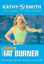 Kathy Smith - Timesaver: Cardio Fat Burner (DVD, 2006)