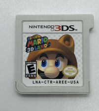 Super Mario 3D Land (Nintendo 3DS, 2011) Tested Free Shipping —Game Only—
