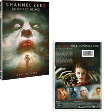 CHANNEL ZERO 3 (2018) BUTCHER'S BLOCK Season Three - TV Horror Series NEW DVD R1