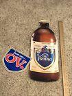 Old Vienna Lager Beer Bottle Sigh Cardboard Vintage OV Canada Beer