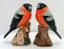 Quail Ceramics Bullfinch Salt & Pepper Set 158