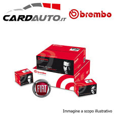 DISCHI FRENO BREMBO FIAT PUNTO 188 II° SERIE 1,2 44 KW 8V