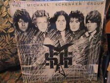 """The MIchael Schenker Group, """"MSG""""(Dutch  Vinyl LP)"""