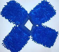 Lot of 4pcs Car Wash Washing Microfiber Chenille mitt Cleaning Glove