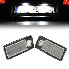 LED Nummernschildbeleuchtung für Audi A4 S4 RS4 A6 S6 B4 C5 RS6 Avant/Limousine